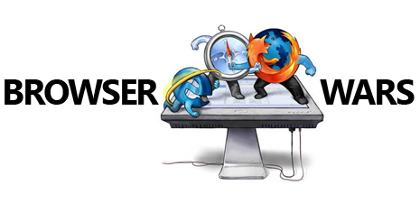 The Browser War on Tracking