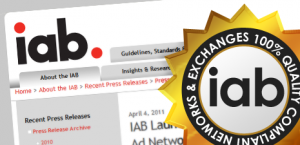 IAB Launches Quality Assurance Certification for Networks