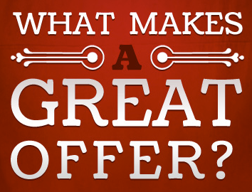 Infographic: What Makes a Great Affiliate Offer?