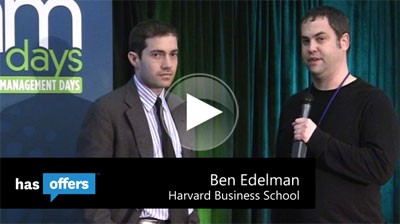 Preventing Affiliate Fraud - An Interview with Ben Edelman