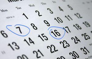 Creating an Affiliate Marketing Calendar