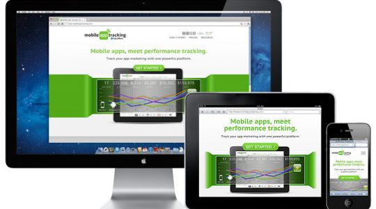Mobile App Tracking: Responsive Design