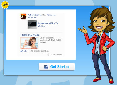 Facebook Ads Expand to Zynga Without Site Targeting