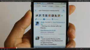 Wajam Brings Social Search to Mobile Safari