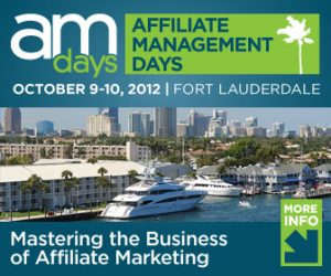 AMDays Live Blog: 10 Lessons Learned as an In-house Affiliate Manager