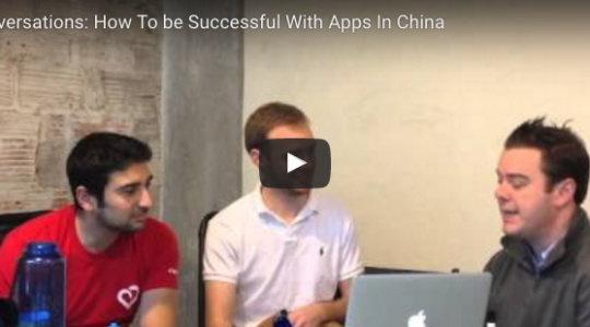 app success china