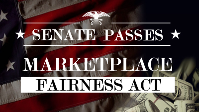 The End of Nexus Tax? Senate Passes Marketplace Fairness Act