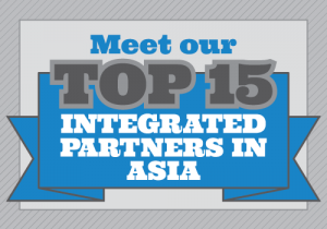 Top 15 Integrated Partners Based in APAC