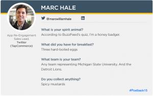 Spotlight On: Marc Hale, App Re-Engagement Sales Lead for Twitter