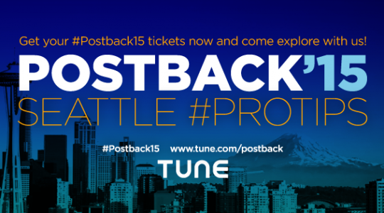 Postback'15 Seattle ProTips [Infographic]