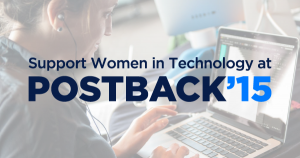 A Q&A with Our #Postback15 Women in Tech Partner Organizations