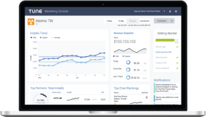 Introducing the TUNE Marketing Console