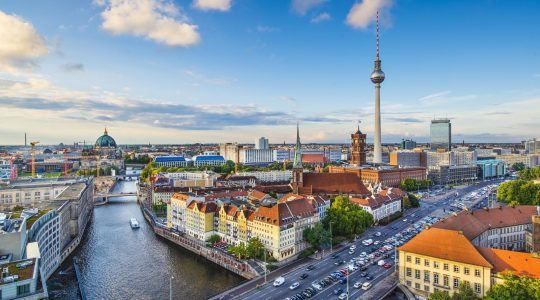 5 Reasons Why Berlin is Europe's Ad Tech Capital