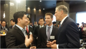 TUNE Joins Governor Jay Inslee's Trade Mission in Korea and Japan
