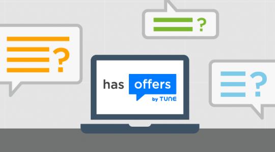HasOffers Customer Support FAQ