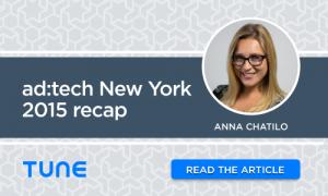 ad:tech New York 2015 TUNE recap