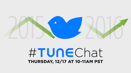 Twitter Chat: Get 2015 Trends and 2016 Predictions