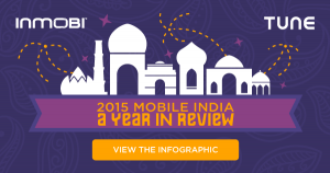 A Look Back: 2015 Mobile Growth in India