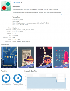 New HasOffers Feature: App Store Analytics Data in the Publisher Interface