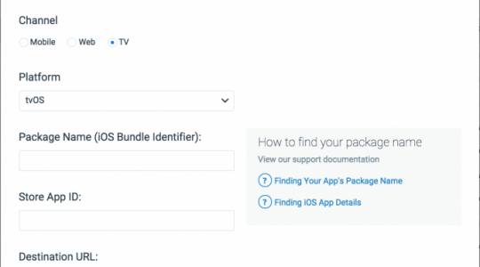 New: Support for Apple TV Apps, Plus Better Keyword Volume in UK, France and Germany