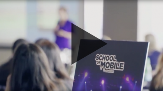 School of Mobile Lifts off in Seattle [VIDEO]