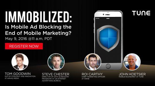 mobile ad blocking webinar