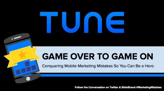 Conquer the Top 10 Most Common Mobile Marketing Mistakes