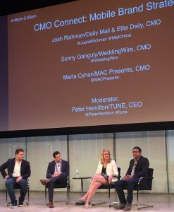 CMOs on Mobile Data, Audiences, and Ads
