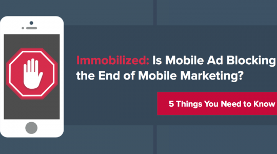 5 Things You Need to Know About Mobile Ad Blocking