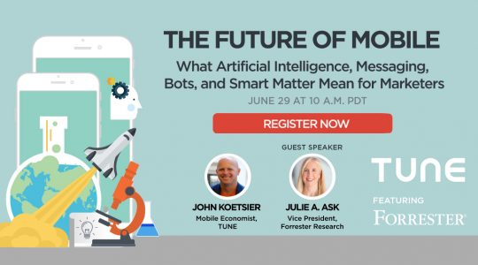 Mobile Marketing: What Artificial Intelligence, Messaging, Bots, and Smart Matter Will Change