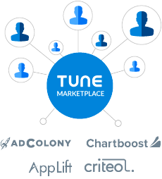 TUNE Marketplace