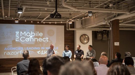 Find out who is leading in mobile at Mobile Connect