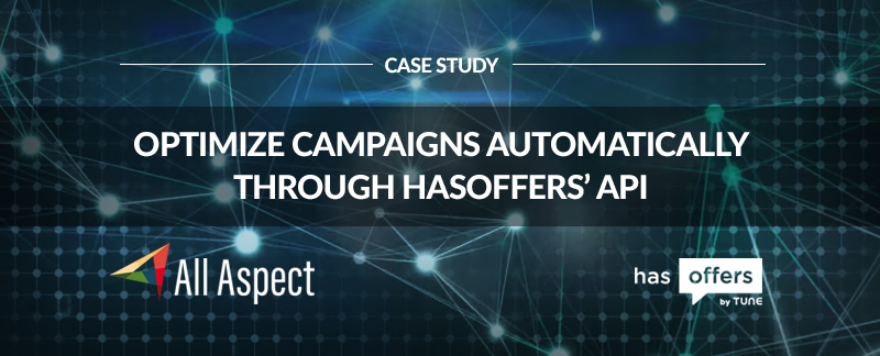 HasOffers API
