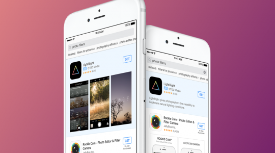 Search ads on the app store as a new powerful tool for your app discoverability