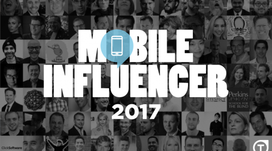 mobile marketing influencers