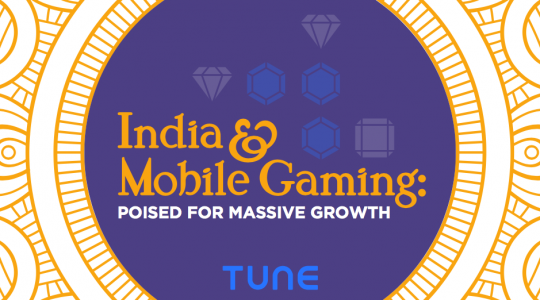 Mobile gaming revenue in India set to double to $1.1B USD by 2019