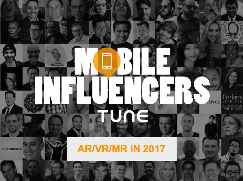 AR/VR/MR influencers