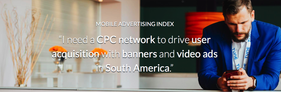 Mobile Advertising Index