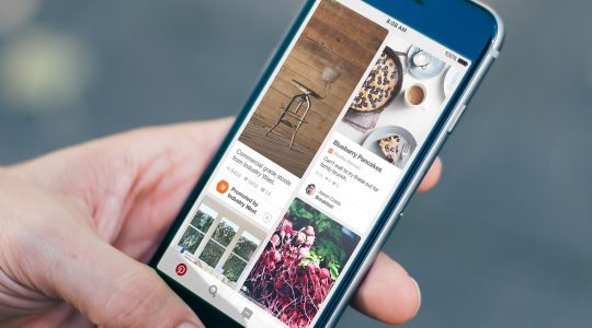Pinterest's Promoted App Pins are now available for all TUNE clients