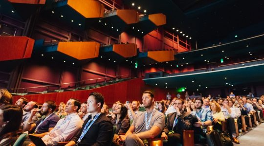 Industry leaders and customers take the stage at Postback 2017