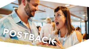 Postback attendees share their favorite moments