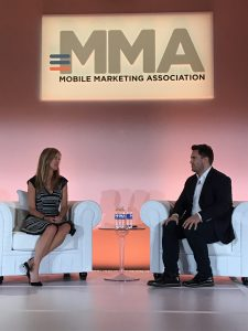 CMO Connect: Chief Marketing Officer of RetailMeNot on mobile commerce, media mix and fraud