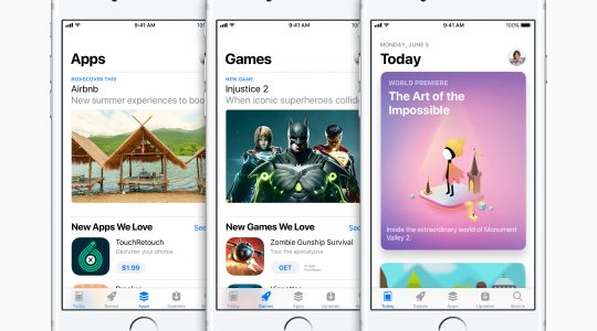 25 fat new features: What Apple's all-new App Store means for app marketers