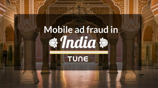 Mobile ad fraud in India: 2.4X higher than global average