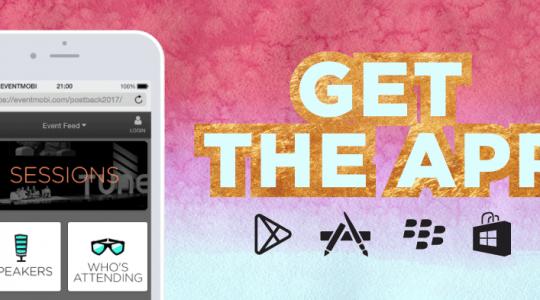 Postback mobile app