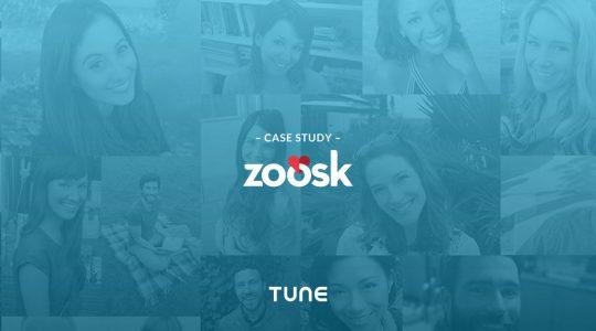 Zoosk stops fraudulent traffic, boosts organic installs 20%
