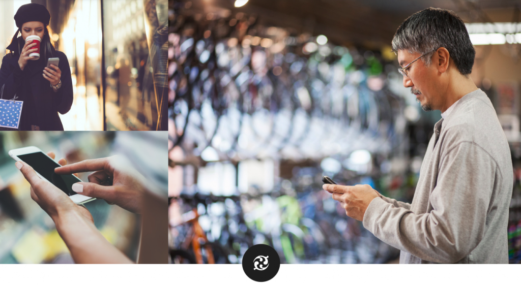 Customer journeys in mobilebest world image