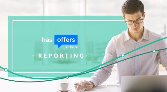 Dial in your reporting with HasOffers
