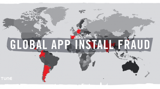 2017: Global app install fraud is 7.8% and will cost marketers up to $2B