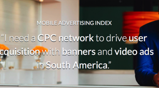 Introducing the Mobile Advertising Index